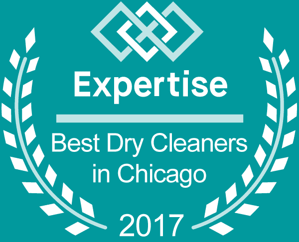 best dry cleaners in Chicago award winners in 2017